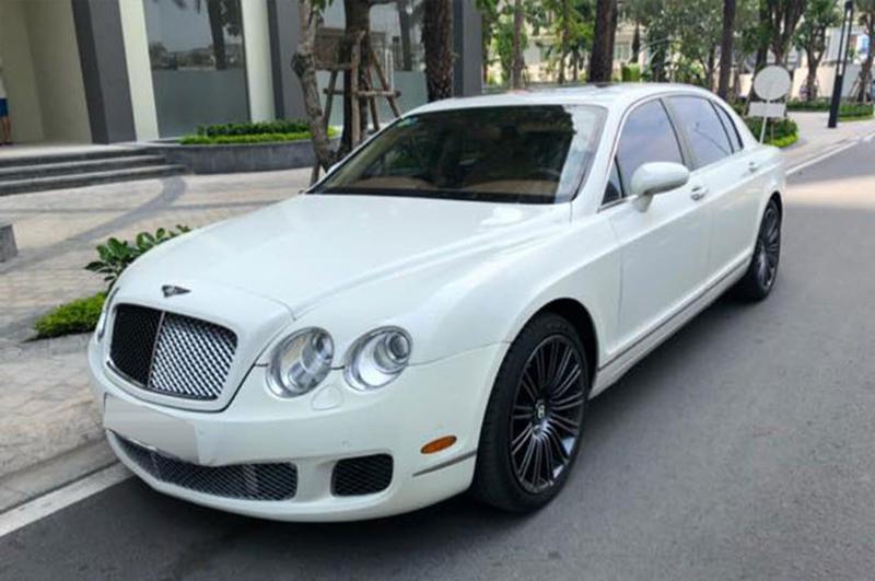 sieu xe sang Bentley Continental