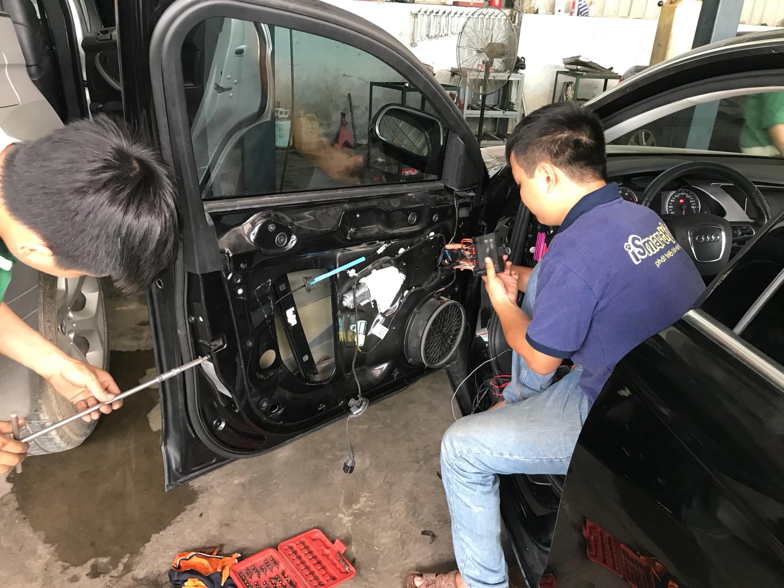 Sửa chữa kính xe ô tô