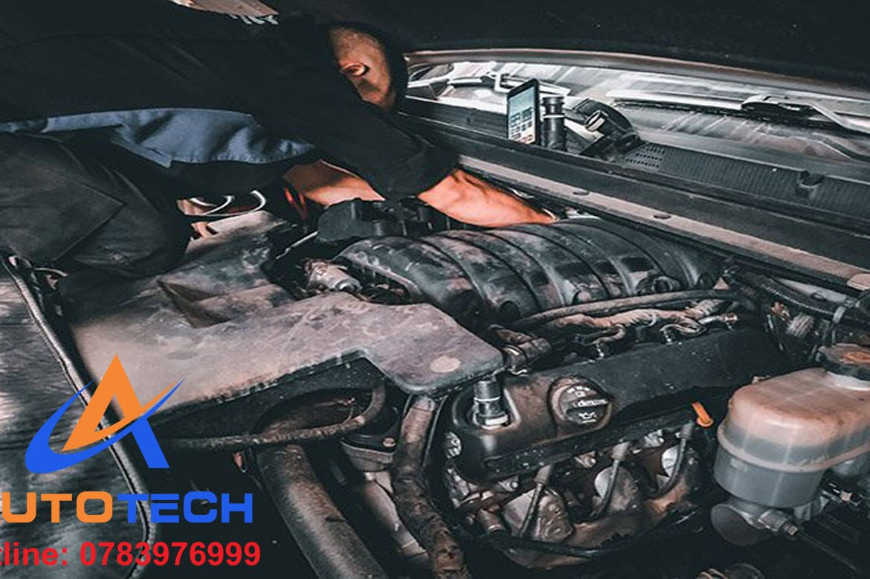 Bảo dưỡng sửa chữa Cadillac